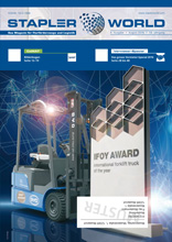 Staplerworld 6-2016 IFOY-Award bringt BYD-Stapler auf Pole-Position PDF-Download